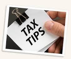 Handy tax tips when you use our tax services