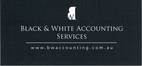 Black and White Accounting Services - Bookkeeping Services Reservoir